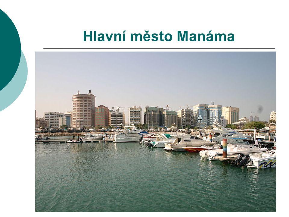 Hlavní město Manáma