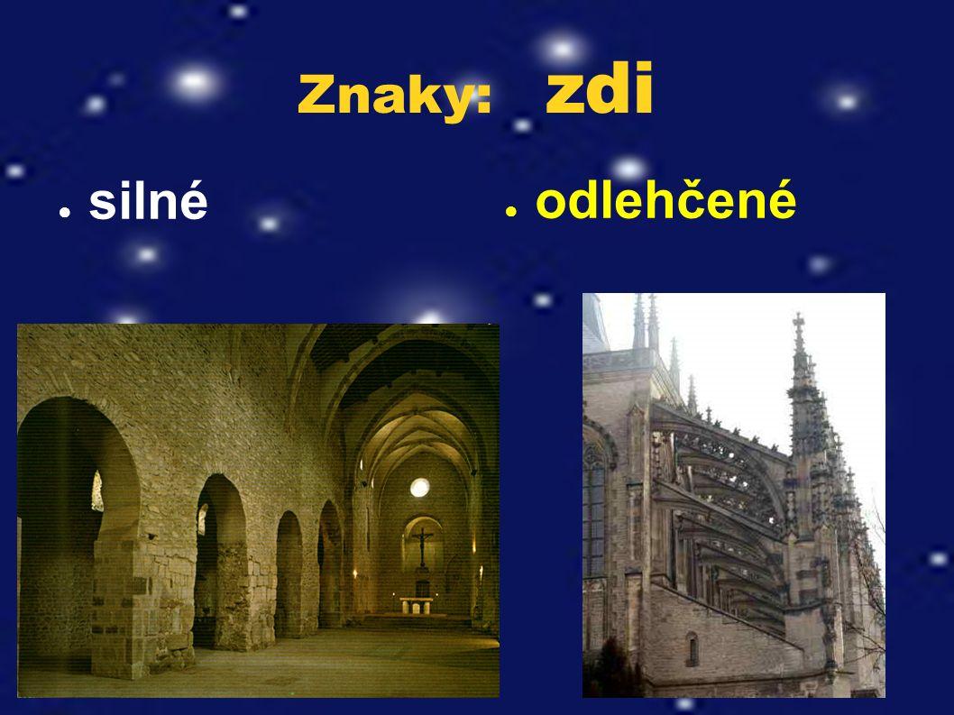 Gotický opěrný systém