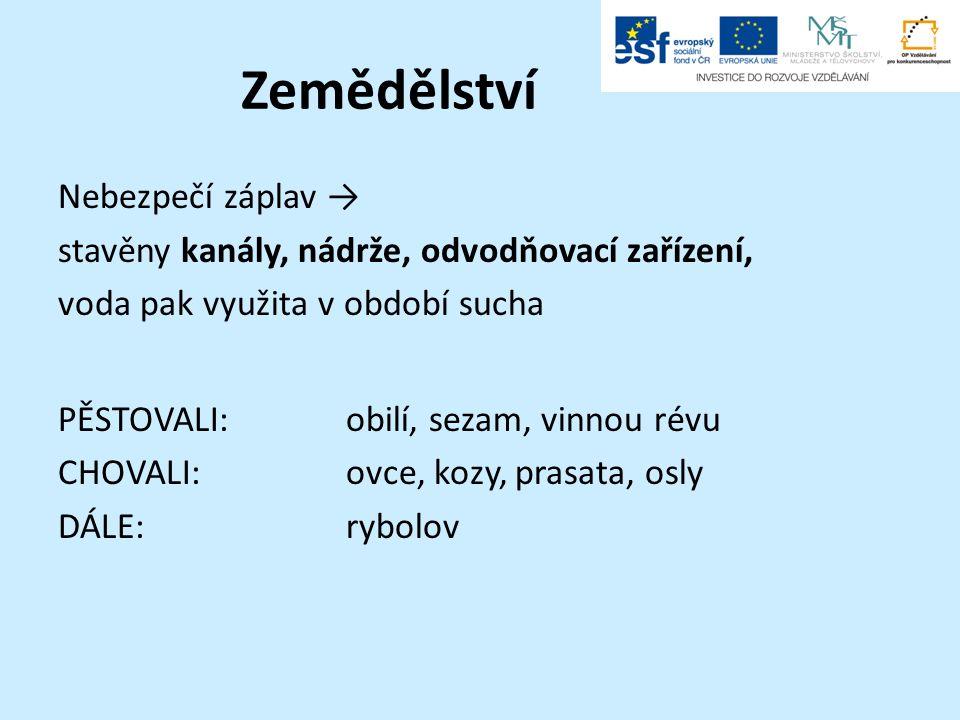Použité zdroje: Dějepis 6: Pravěk a starověk.Praha: SPN, 2012.