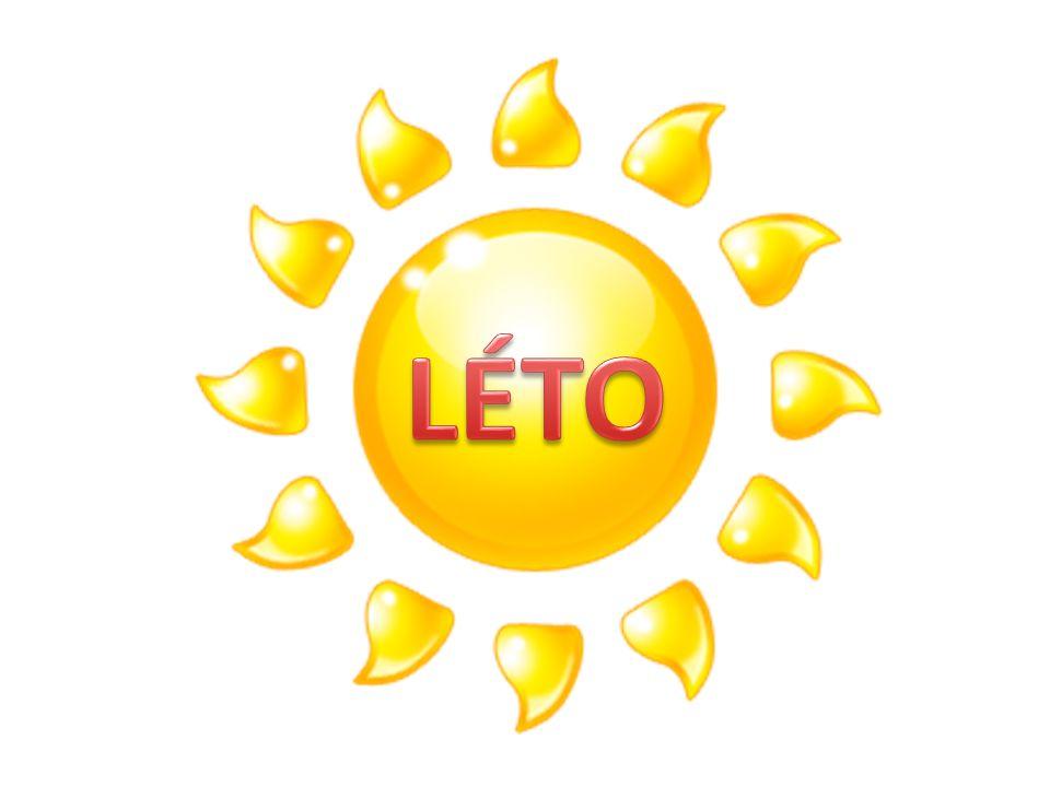 ČERVENČERVENECSRPEN PAMATUJ.Léto Začíná 21.června – letní slunovrat.
