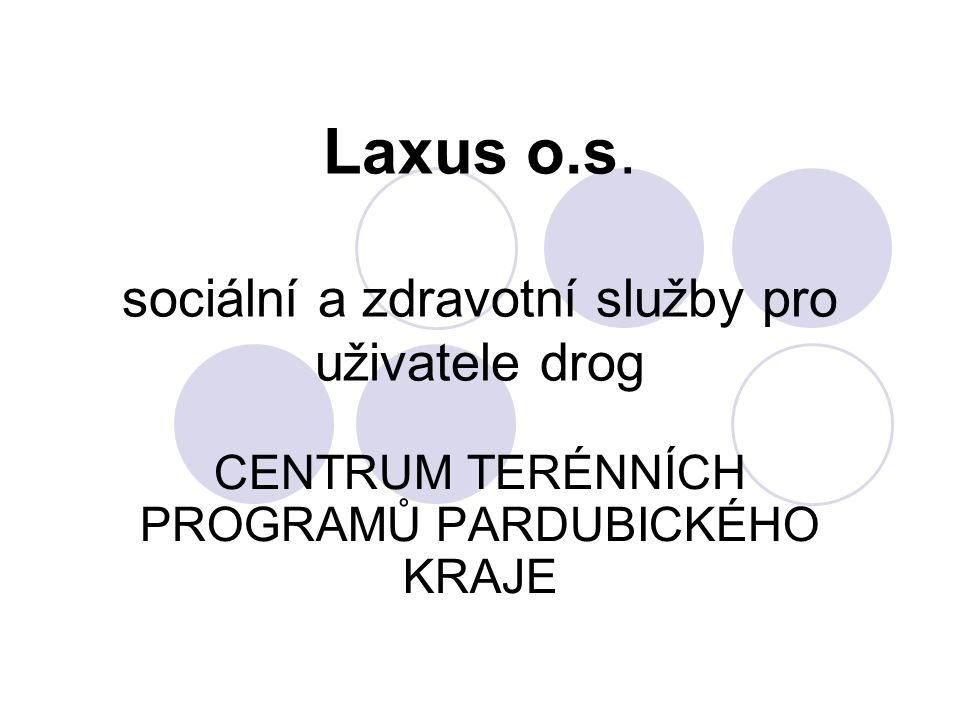 Laxus o.s.