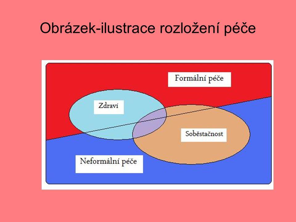Obrázek-ilustrace rozložení péče