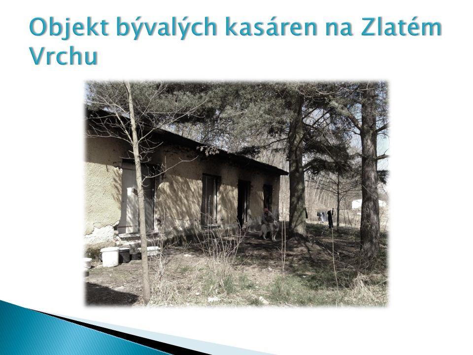  Jedná se o objekt na okraji města Cheb, který se skládá z několika samostatných budov.
