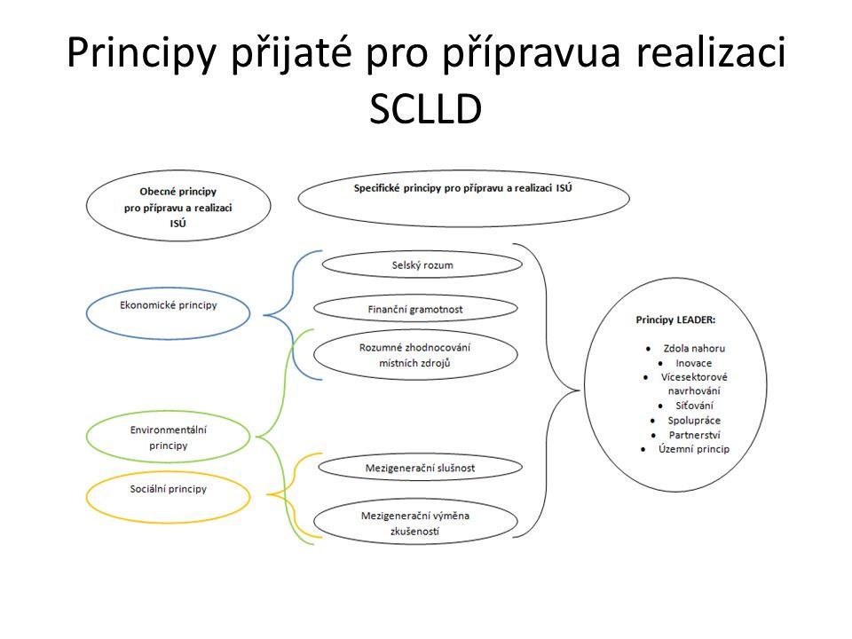 Principy přijaté pro přípravua realizaci SCLLD