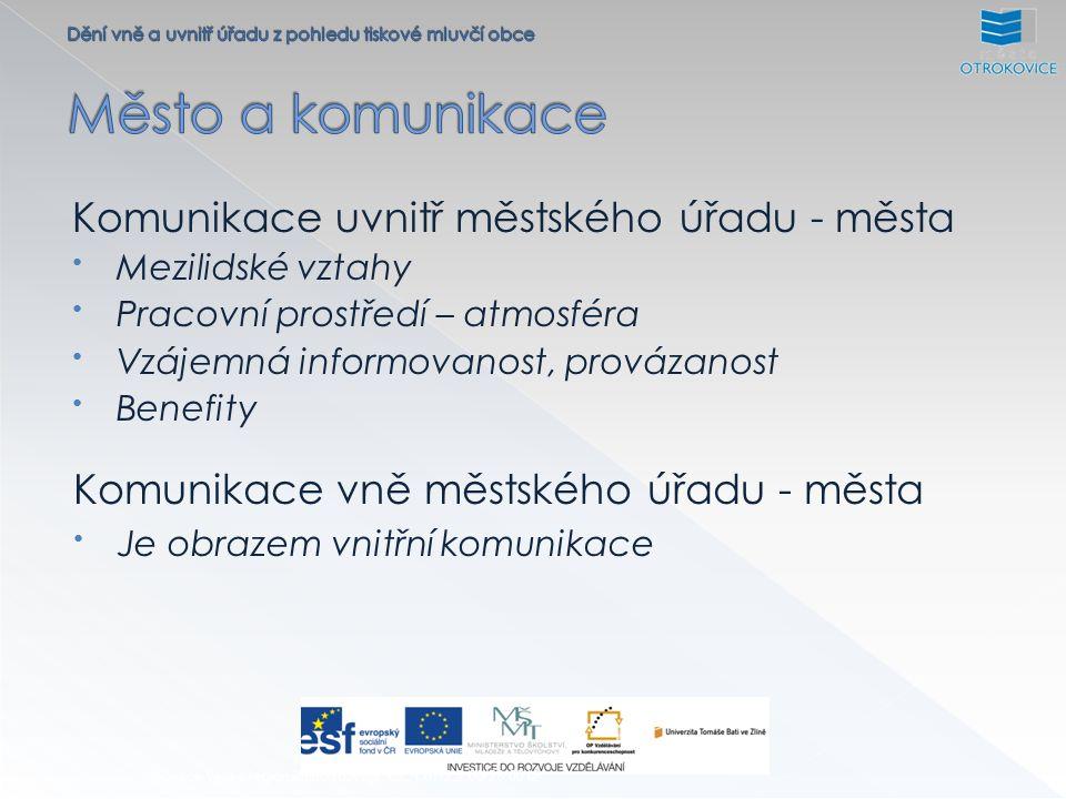 Dění uvnitř města - samospráva Starosta – Mgr.Jaroslav Budek Místostarosta – Ing.