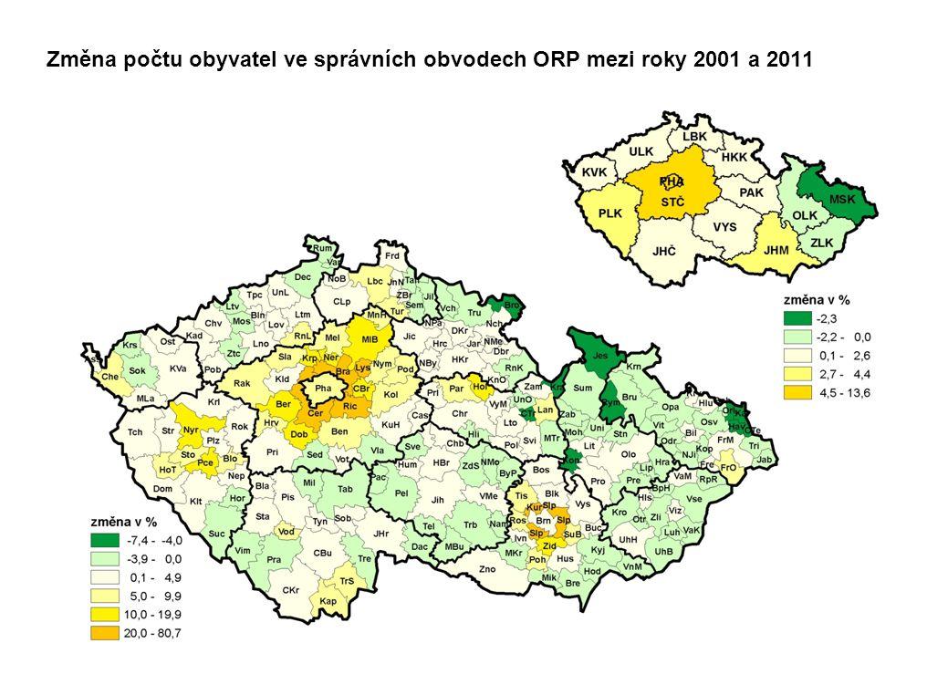 Domy Podle předběžných údajů SLDB 2011 bylo v Olomouckém kraji sečteno přesně 136 856 domů, z nichž 86,3 % bylo obydlených.