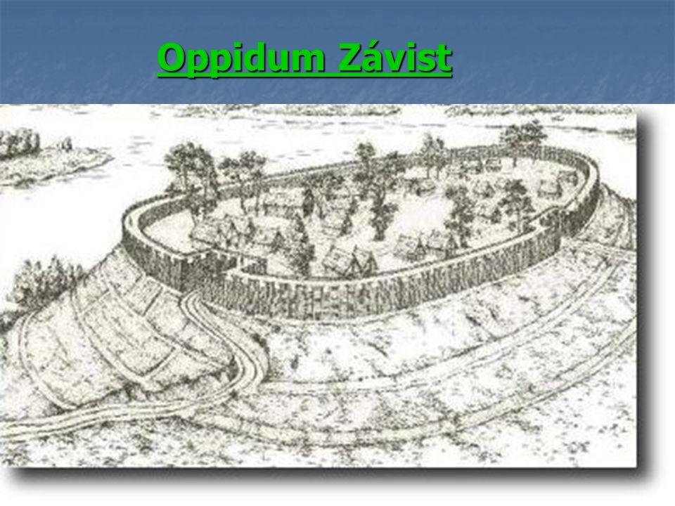 Oppidum Závist