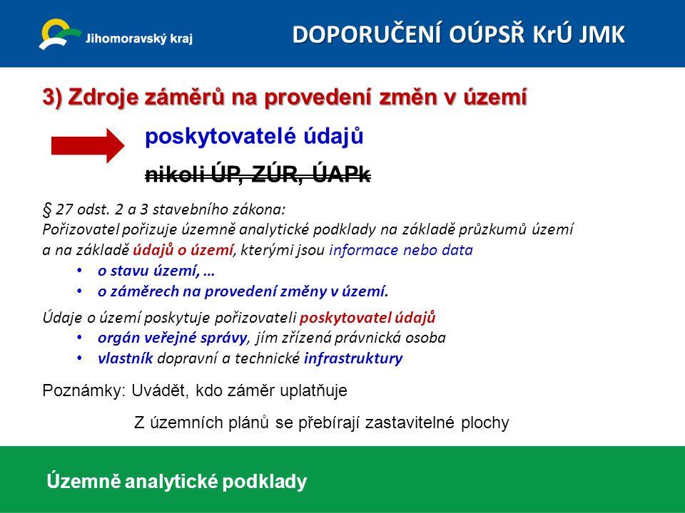 Zákon č.183/2006 Sb., o územním plánování a stavebním řádu (stavební zákon), zejm.