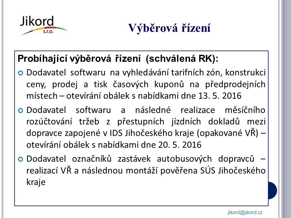Označník zastávek IDS Označník zastávek IDS JK: dopravní značka I4Jb + logo IDS JK jikord@jikord.cz