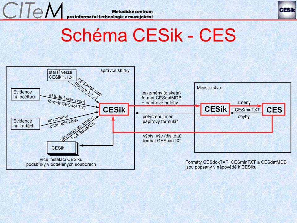 Schéma CESik - CES