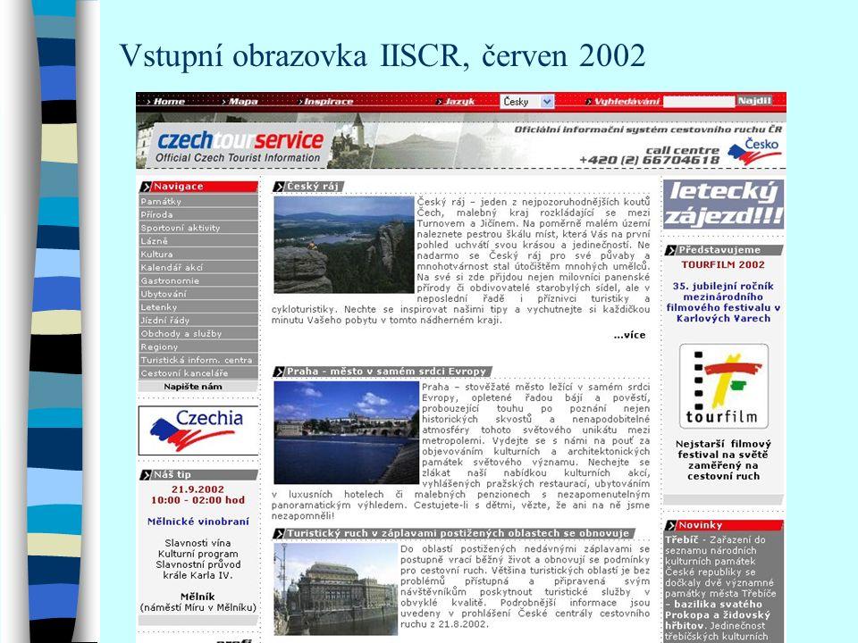 Rezervační část n online rezervace nebo nasměrování na způsob jejího zajištění