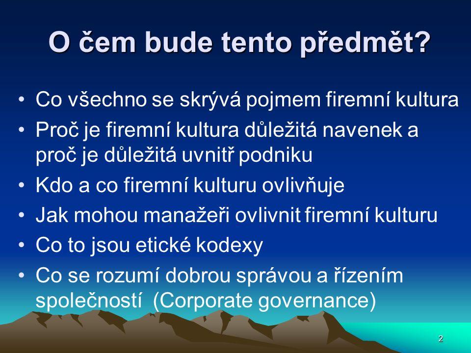 183 ETICKÝ KODEX POJIŠŤOVNICTVÍ 1 Poslání Prosazování korektních vztahů a přispět ke zdravému vývoji na českém pojistném trhu Etické normy pro pojišťovny, jejich zaměstnanci a zprostředkovatelé EK napomáhá dodržování právních norem tím, že některé jejich obecné požadavky konkretizuje (např.