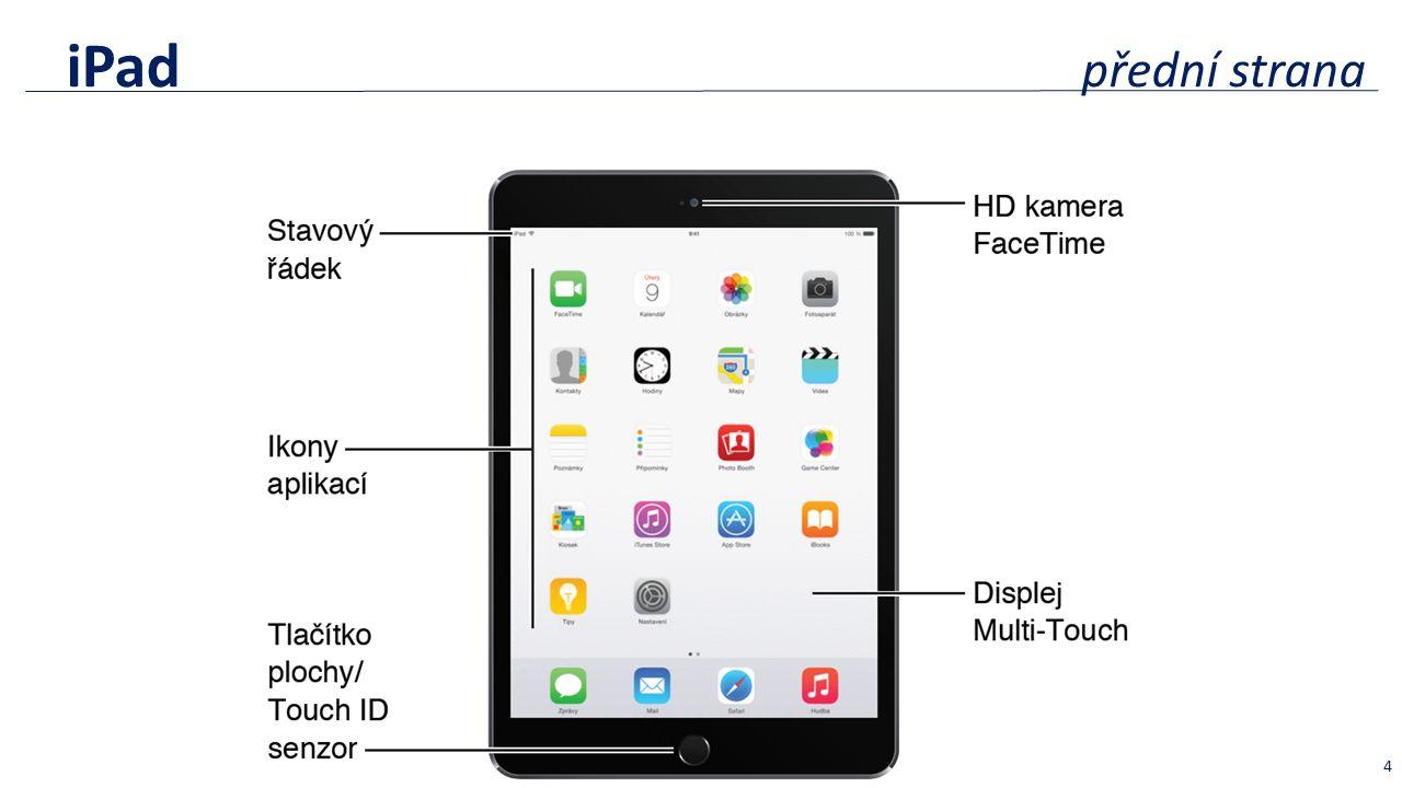 iPad přední strana 4