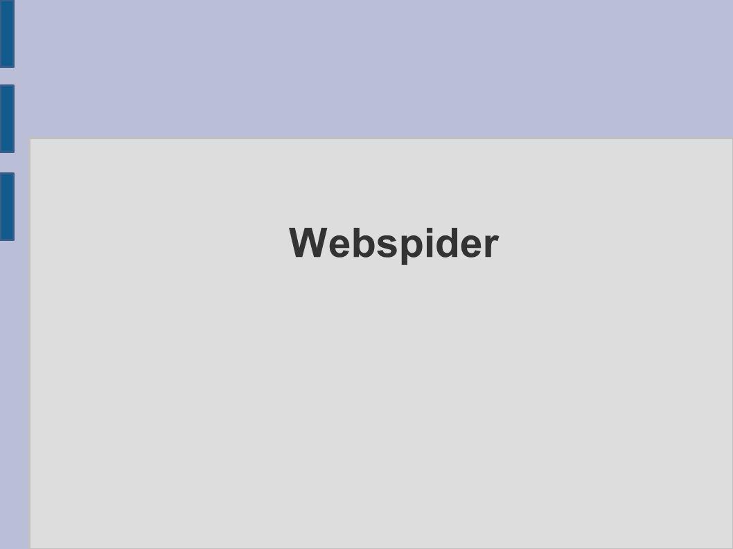 Webspider