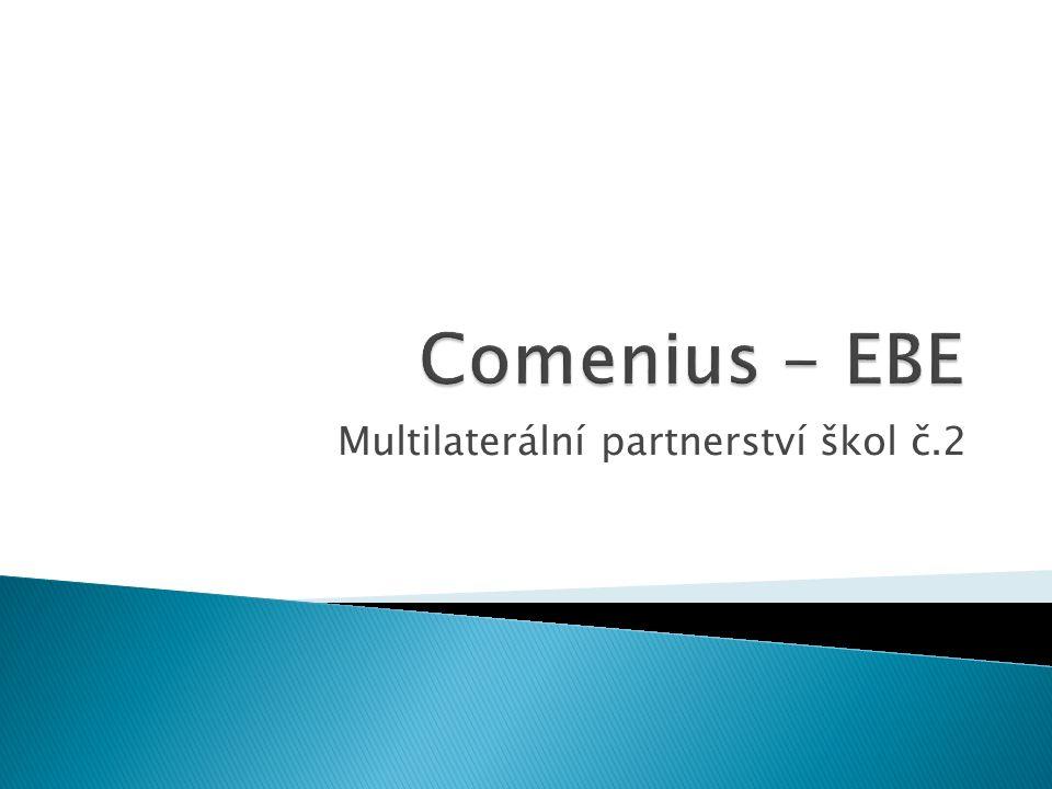 """ Comenius je součástí programu """"Celoživotního vzdělávání v rámci Evropské unie."""