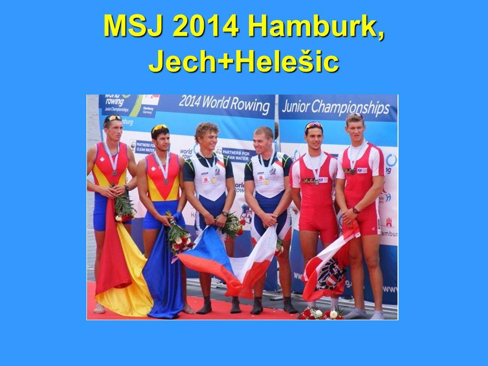 MSJ 2014 Hamburk, Jech+Helešic