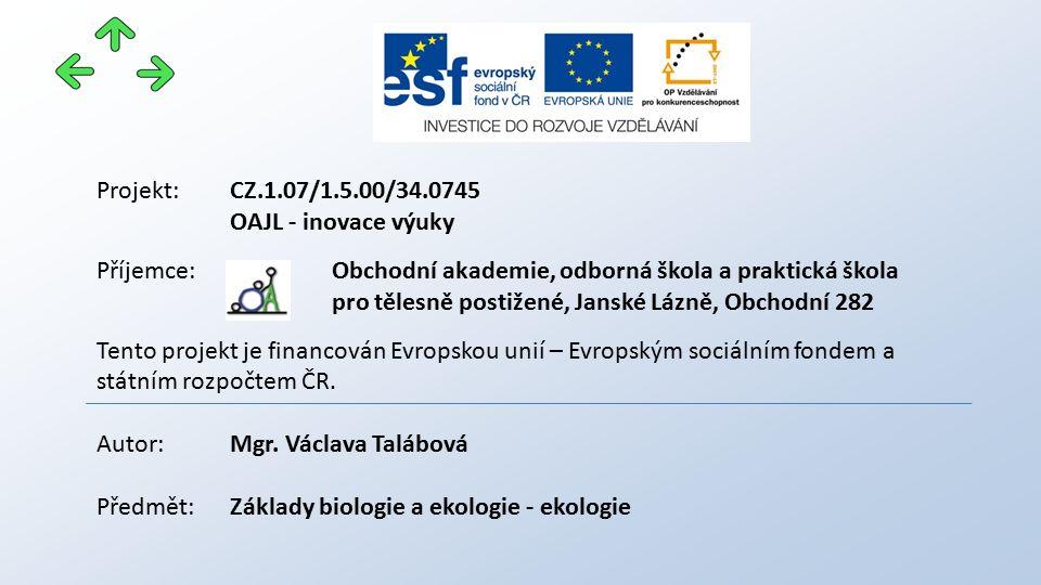 Obsah Co je to ekosystém1 2 3 Ekosystém4 Základní funkce5 Typy ekosystémů6 Přirozený ekosystém7 8 9 Umělý ekosystém10
