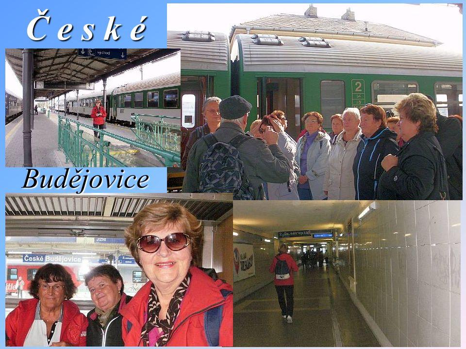 České Budějovice – historie města a srovnání s Plzní T O T E M - A3V - 25. 09. 2013