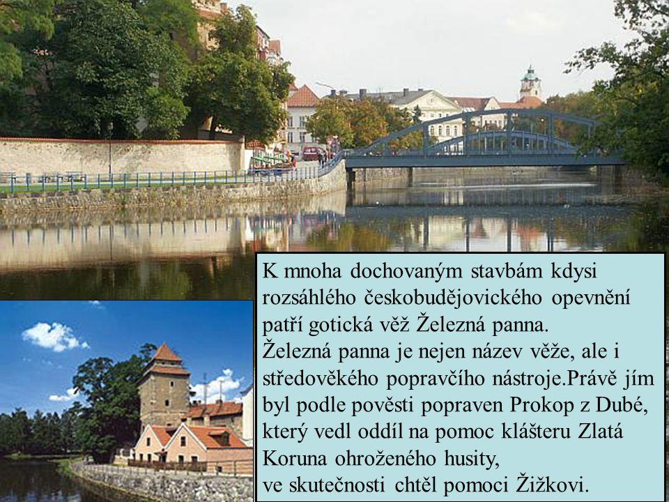 Soutok Malše s Vltavou