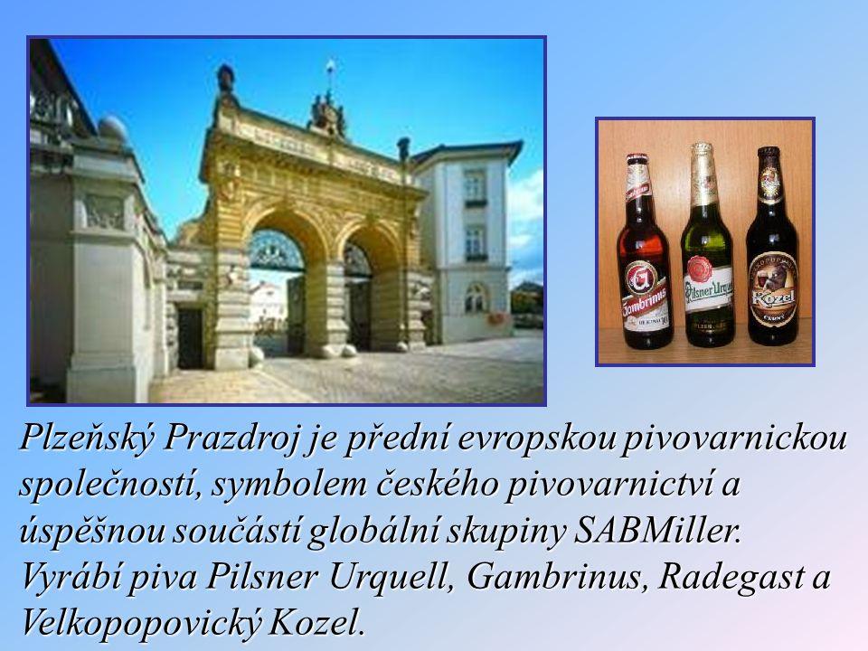 Budějovický Budvar navazuje na 750 let starou historii vaření piva v Českých Budějovicích.
