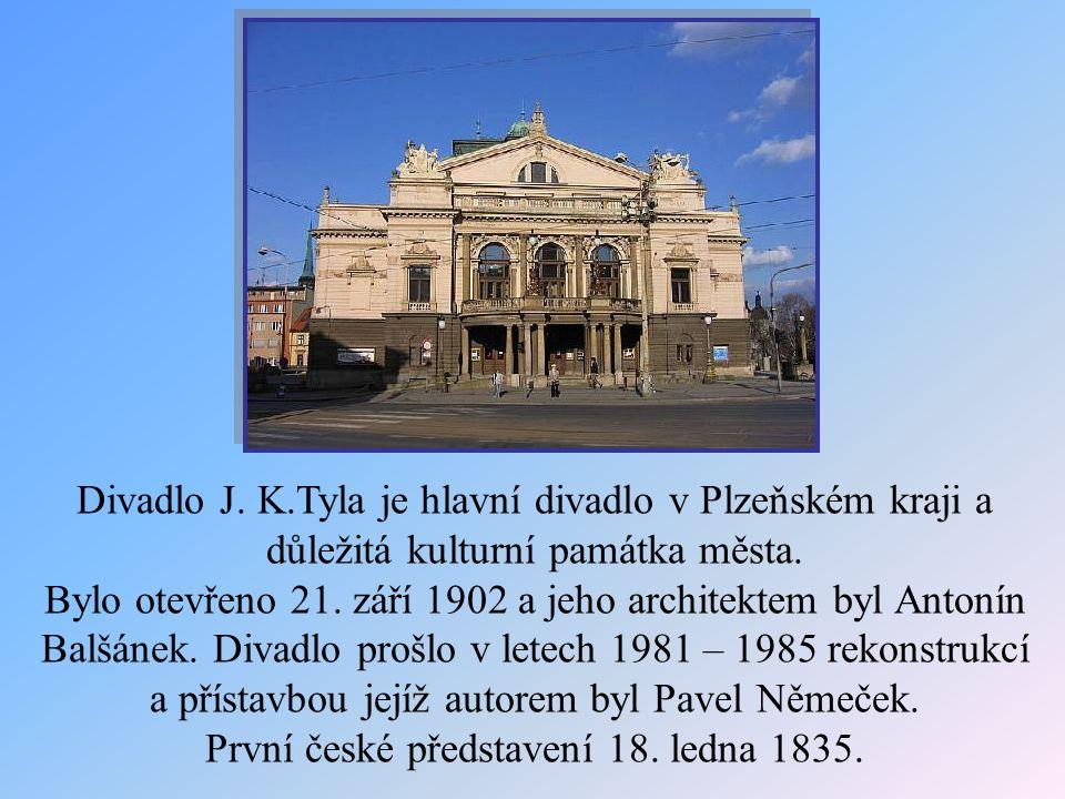 Místo, kde stojí historická budova Jihočeského divadla patří mezi nejstarší historické části města Českých Budějovic.