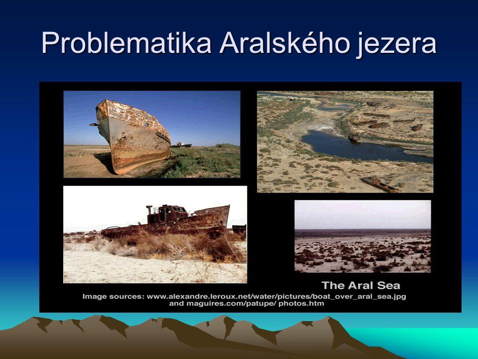 Problematika Aralského jezera