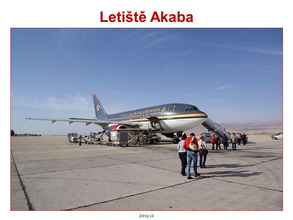 Letiště Akaba Zdroj 10