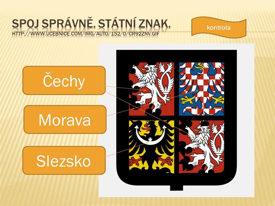 Čechy Morava Slezsko kontrola