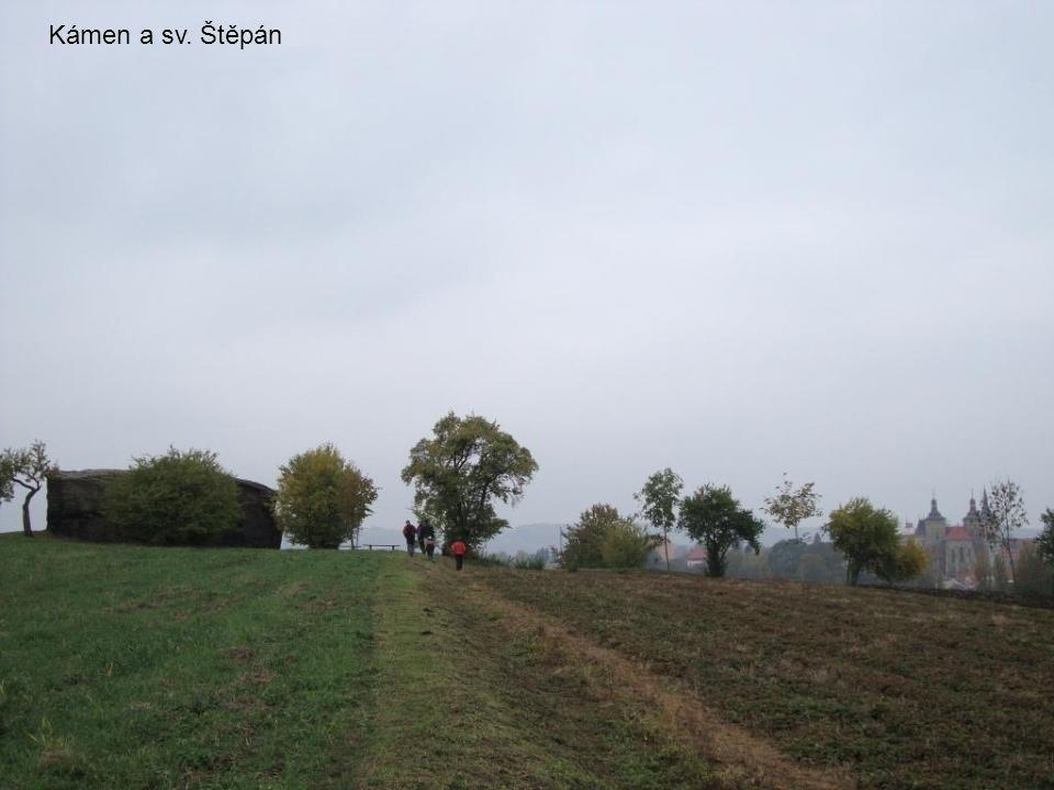 Kámen a sv. Štěpán