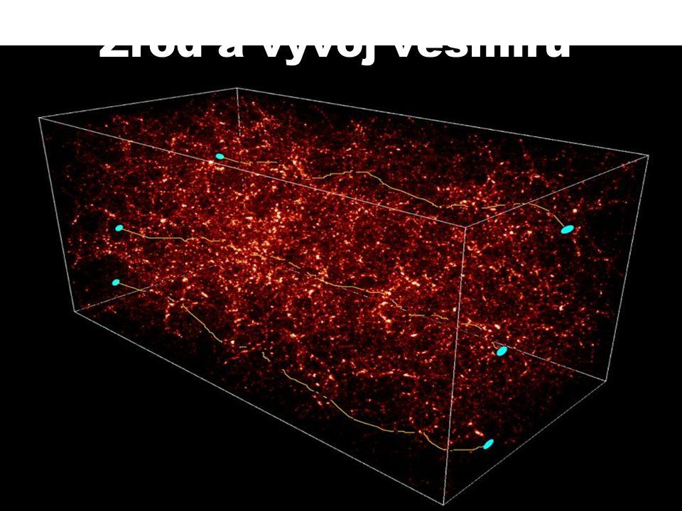 Zrod a vývoj vesmíru