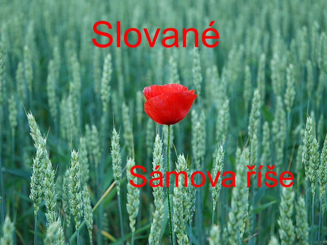 Sámova říše Slované