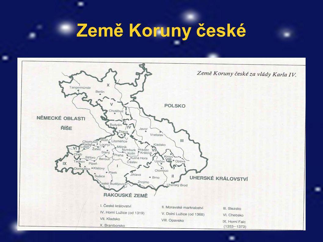 Země Koruny české