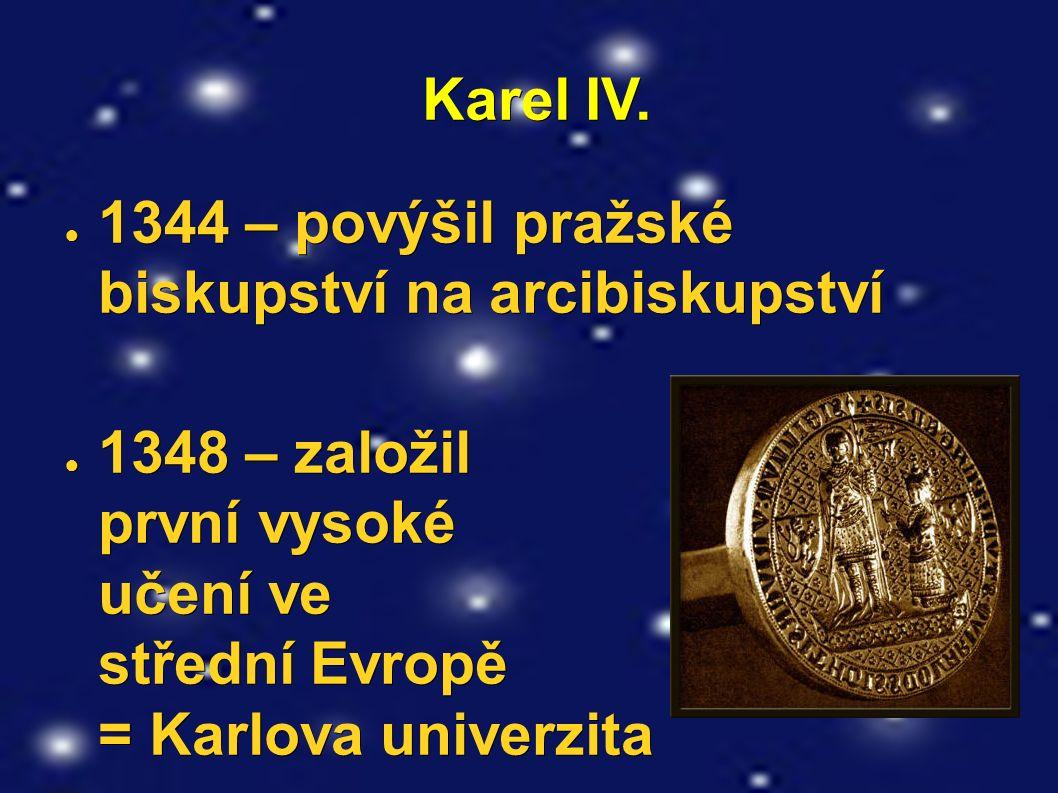 Karel IV. Karel IV.