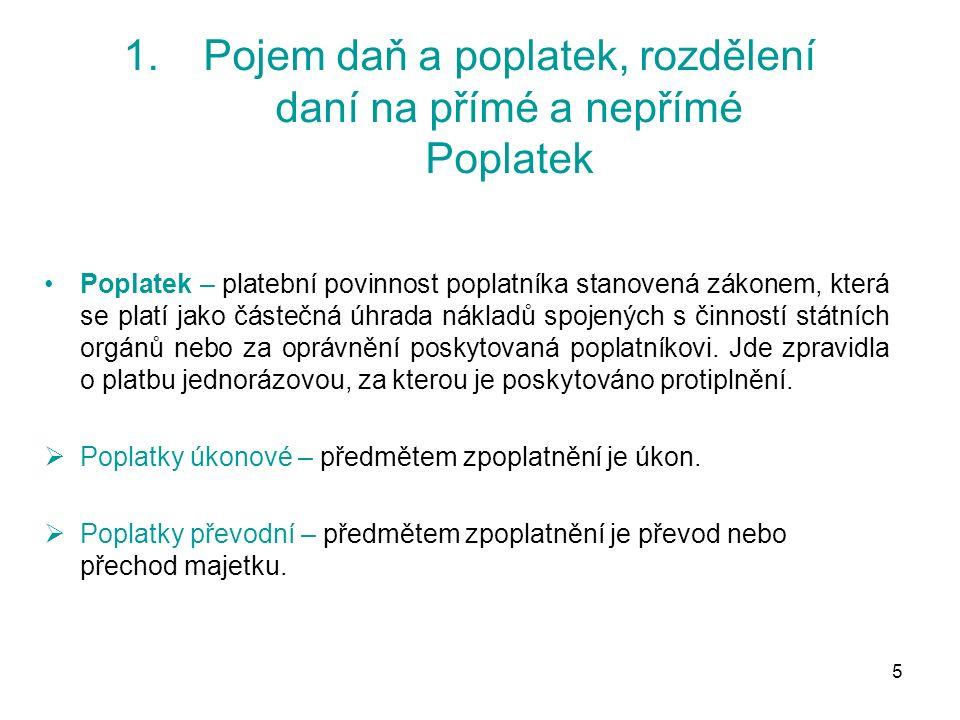 96 6.Harmonizace spotřebních daní Tabák a tabákové výrobky Směrnice Rady č.