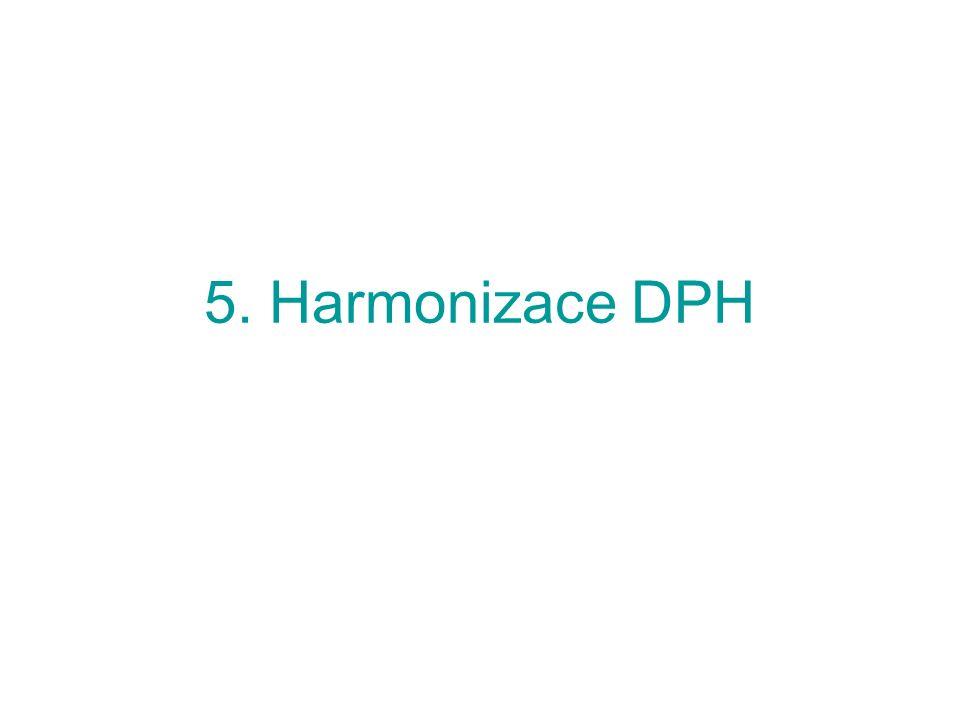 5. Harmonizace DPH
