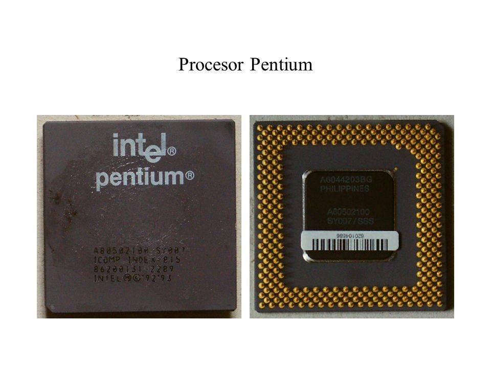 Procesor Pentium