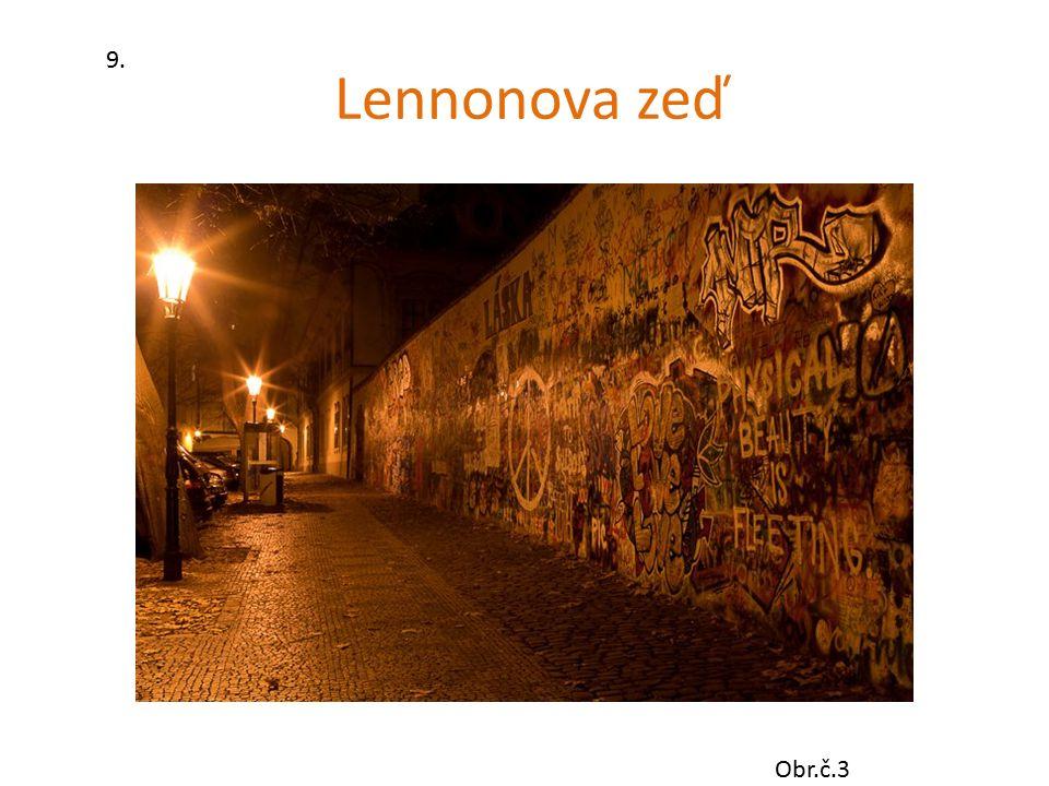 Lennonova zeď 9. Obr.č.3