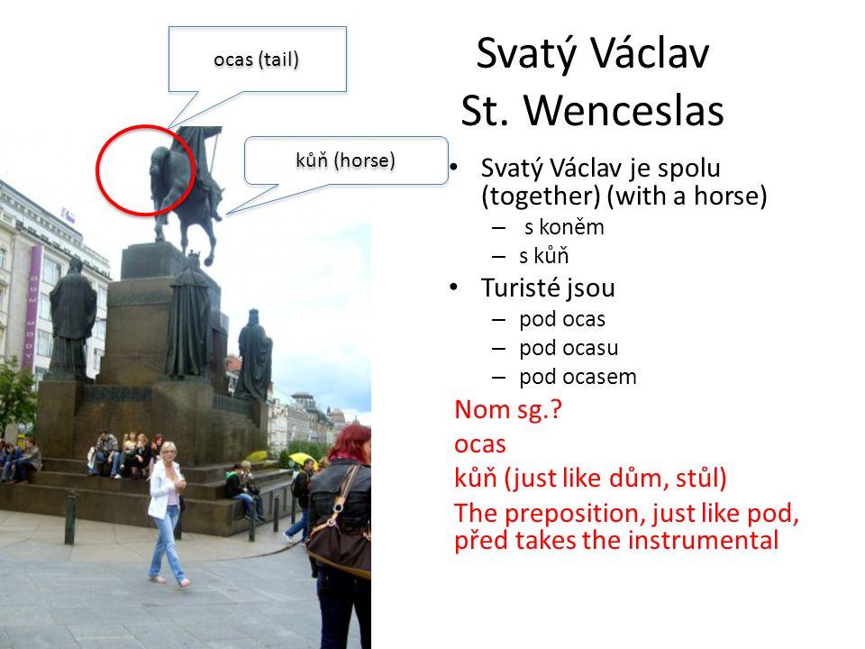 Svatý Václav St.