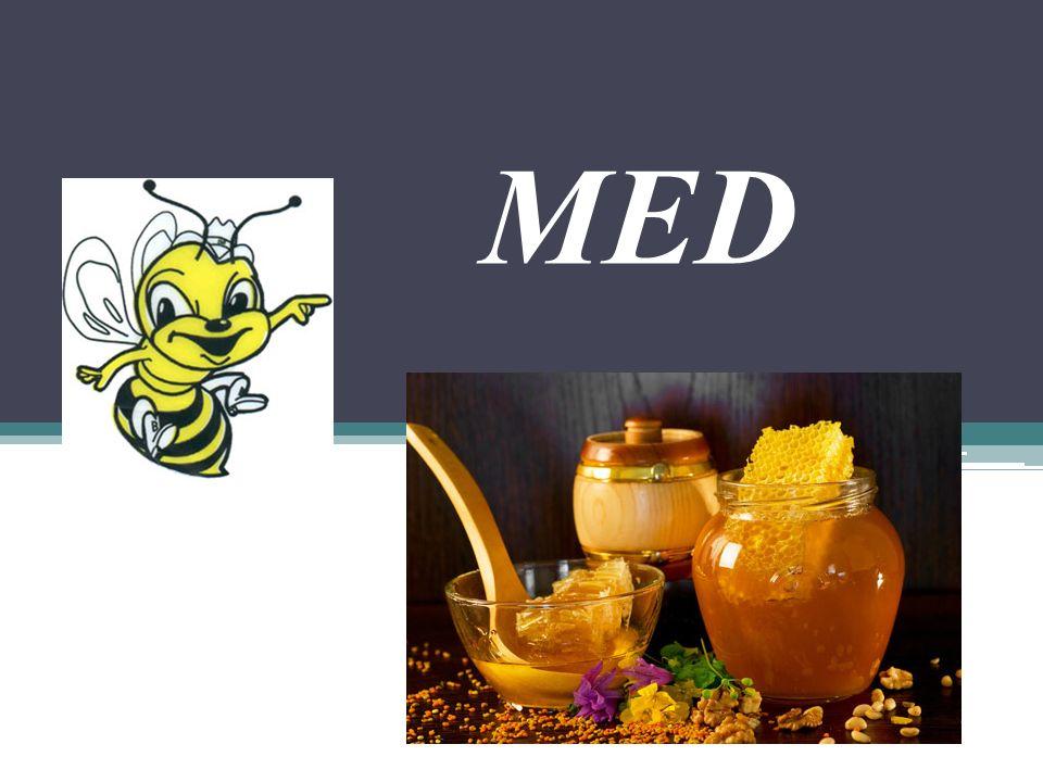 Význam medu ve výživě Med má vysokou biologickou hodnotu, zejména pro obsah vitaminů skupiny B, vitaminu C (množství závisí na původu medu)a minerálních látek (především vápníku a fosforu).