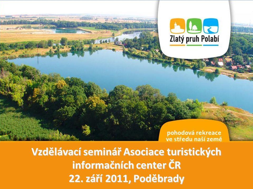 Vzdělávací seminář Asociace turistických informačních center ČR 22. září 2011, Poděbrady