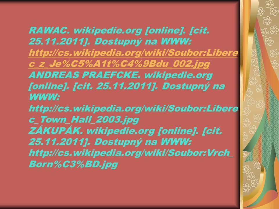 RAWAC. wikipedie.org [online]. [cit. 25.11.2011].
