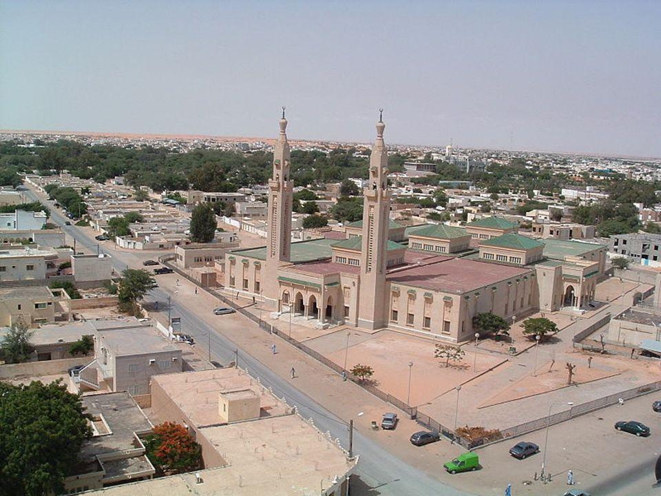 Mauritánie Noukchott pastevectví