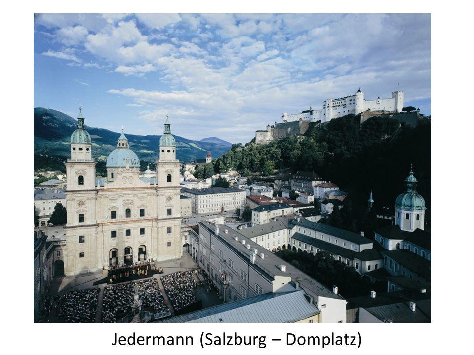 Jedermann (Salzburg – Domplatz)