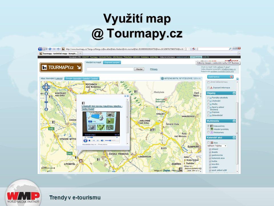 Inteligentní agent Trendy v e-tourismu