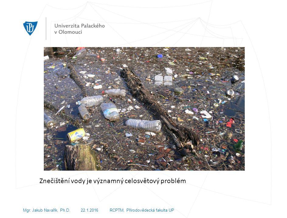 Znečištění vody je významný celosvětový problém