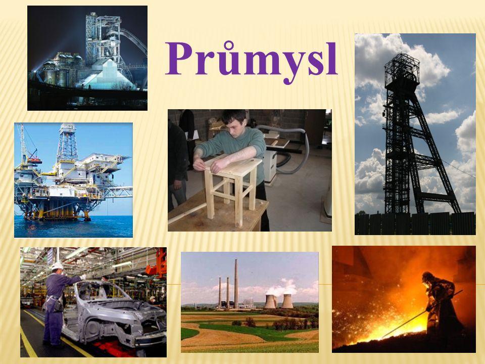 Průmysl
