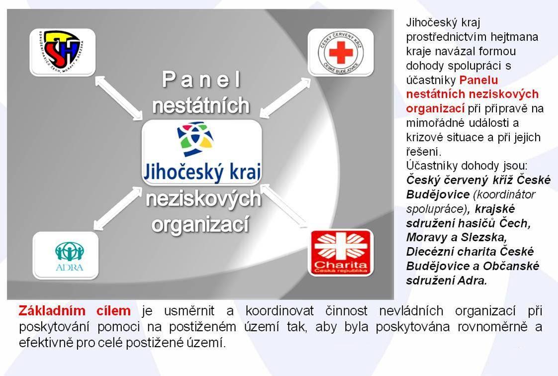 9 Panel nestátních neziskových organizací