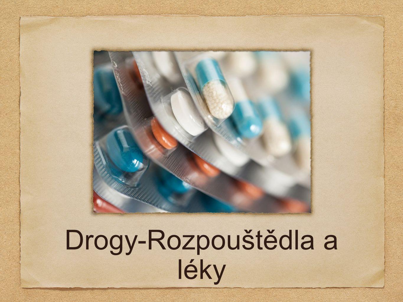 Léky znám, ale co jsou to rozpouštědla?
