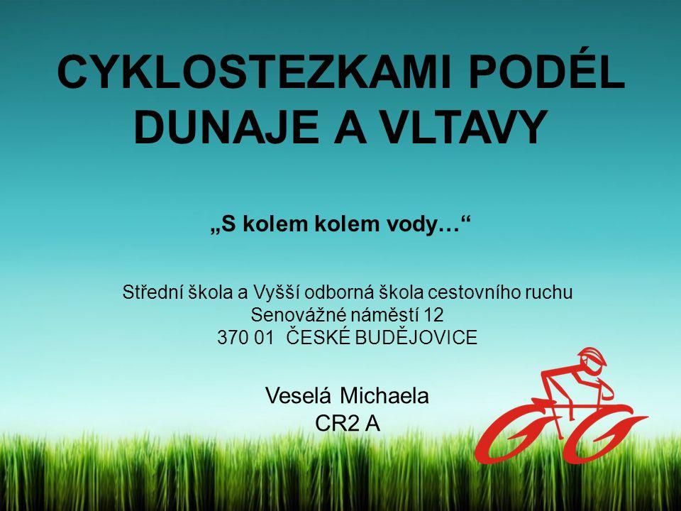 ZÁKLADNÍ INFORMACE K ZÁJEZDU DÉLKA ZÁJEZDU – 5 dní ZÁJEZD: 3 státy – ČR, Německo a Rakousko ZÁJEZD VHODNÝ PRO: každého, kdo rád jezdí na kole V SEZÓNĚ: jaro DATUM: 1.