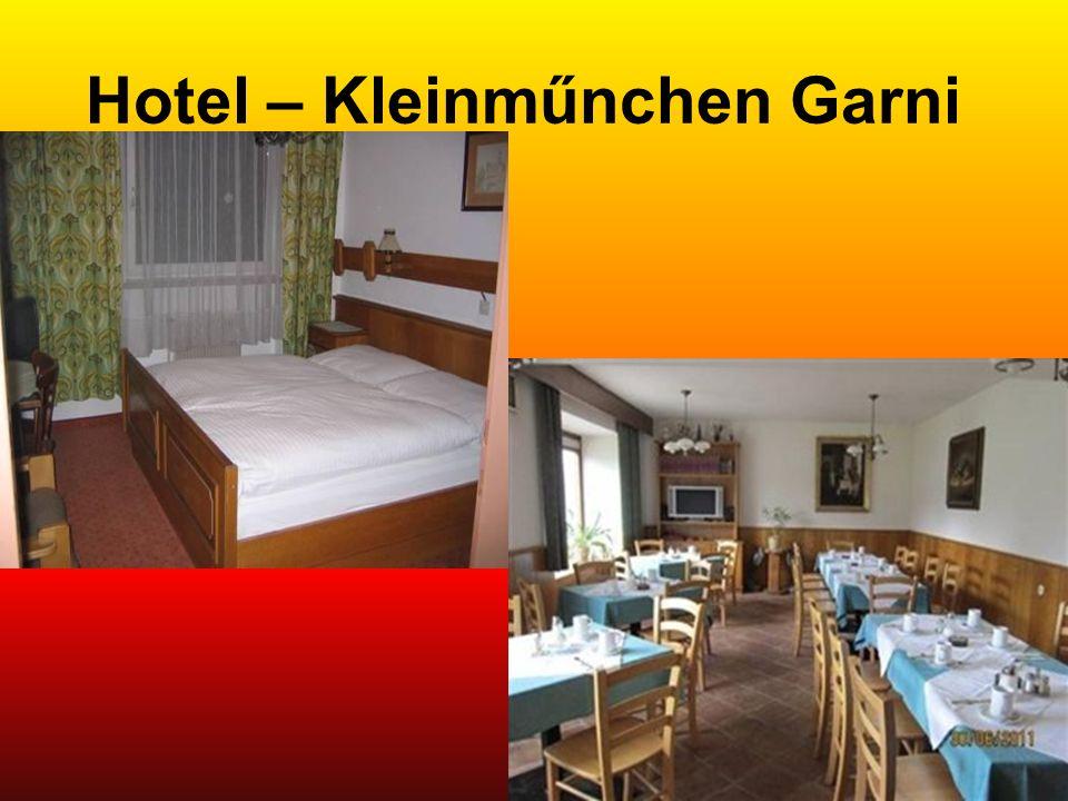 Hotel – Kleinműnchen Garni